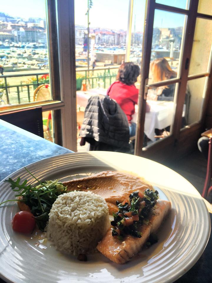les déjeuners de la caravelle
