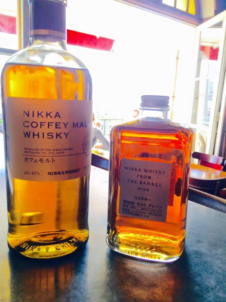 les whiskys japonais de la caravelle