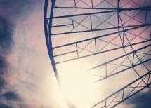 La grande roue sur le Vieux Port